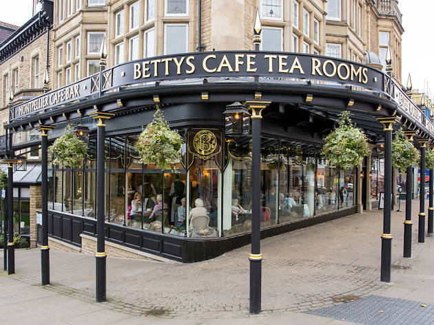 Bettys tea rooms to reopen later this month