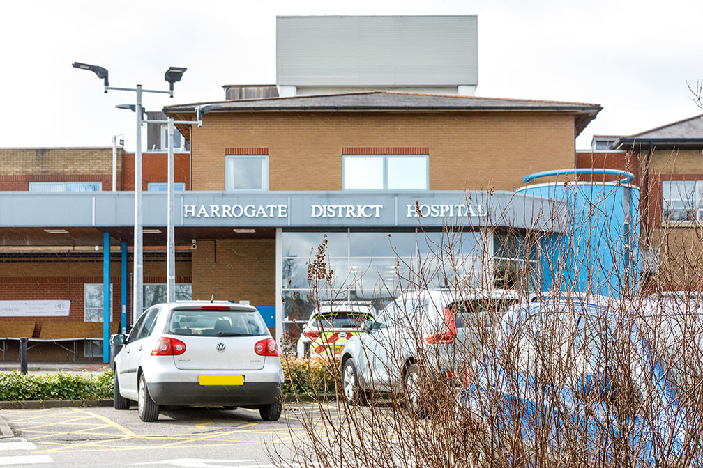 Councillors clash over free parking pledge for NHS workers