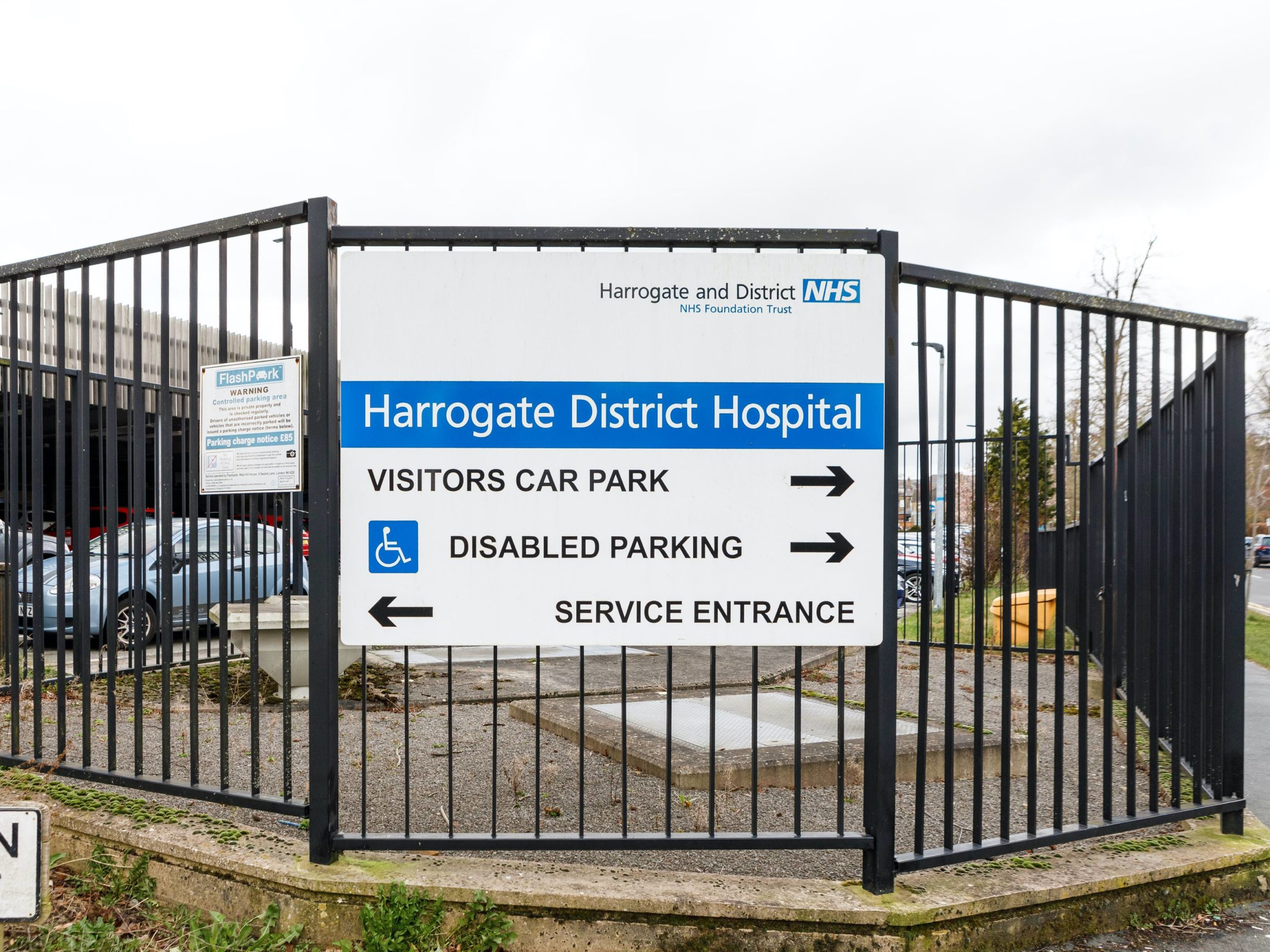 No further hospital Covid deaths in Harrogate district