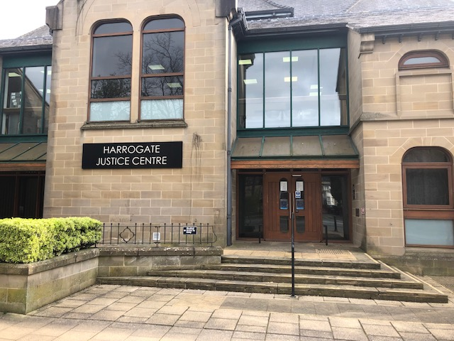Harrogate Magistrates' Court is continuing to work during the Coronavirus Crisis