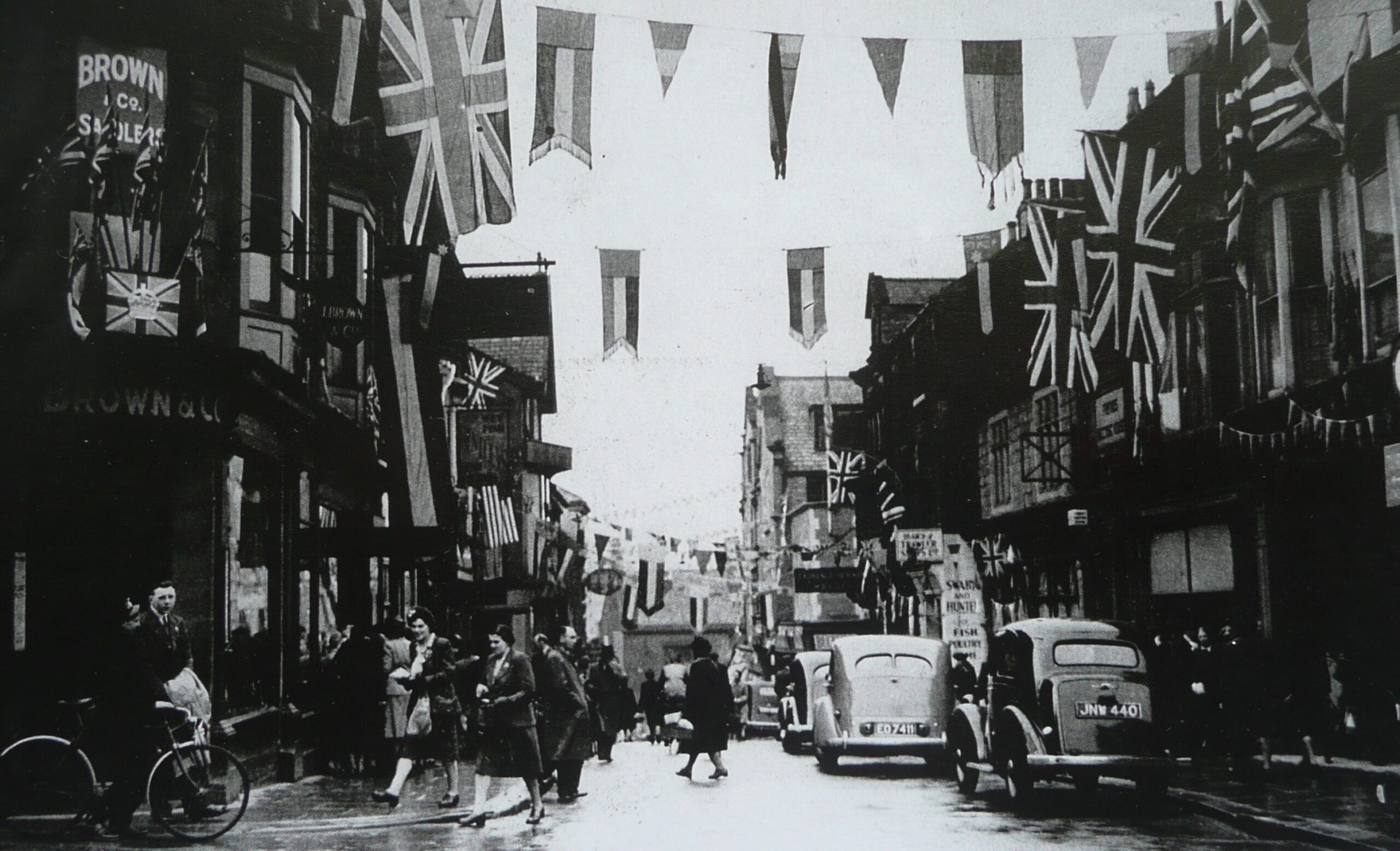 Harrogate History: VE day 1945 – a day of rejoicing after the dark years of war