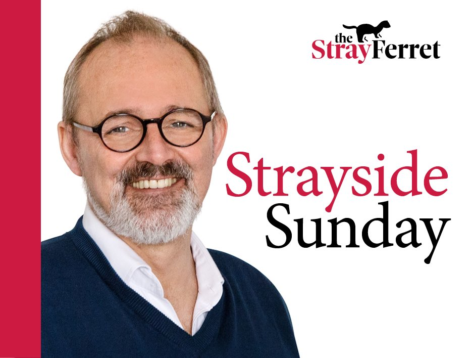 "Strayside Sunday: Labour is winning the ""good guys"" image battle"