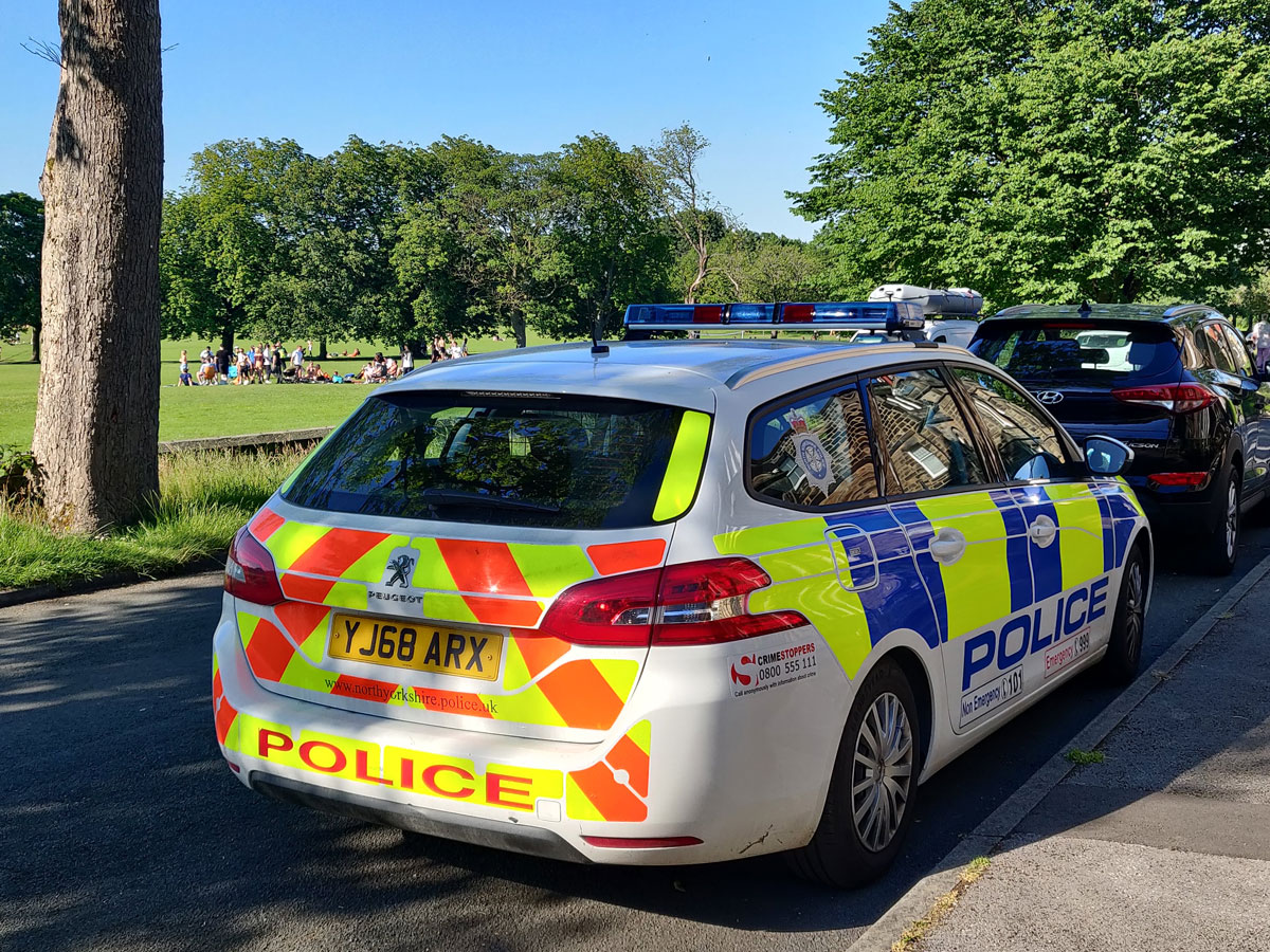 Report of police impersonator targeting Boroughbridge shoppers