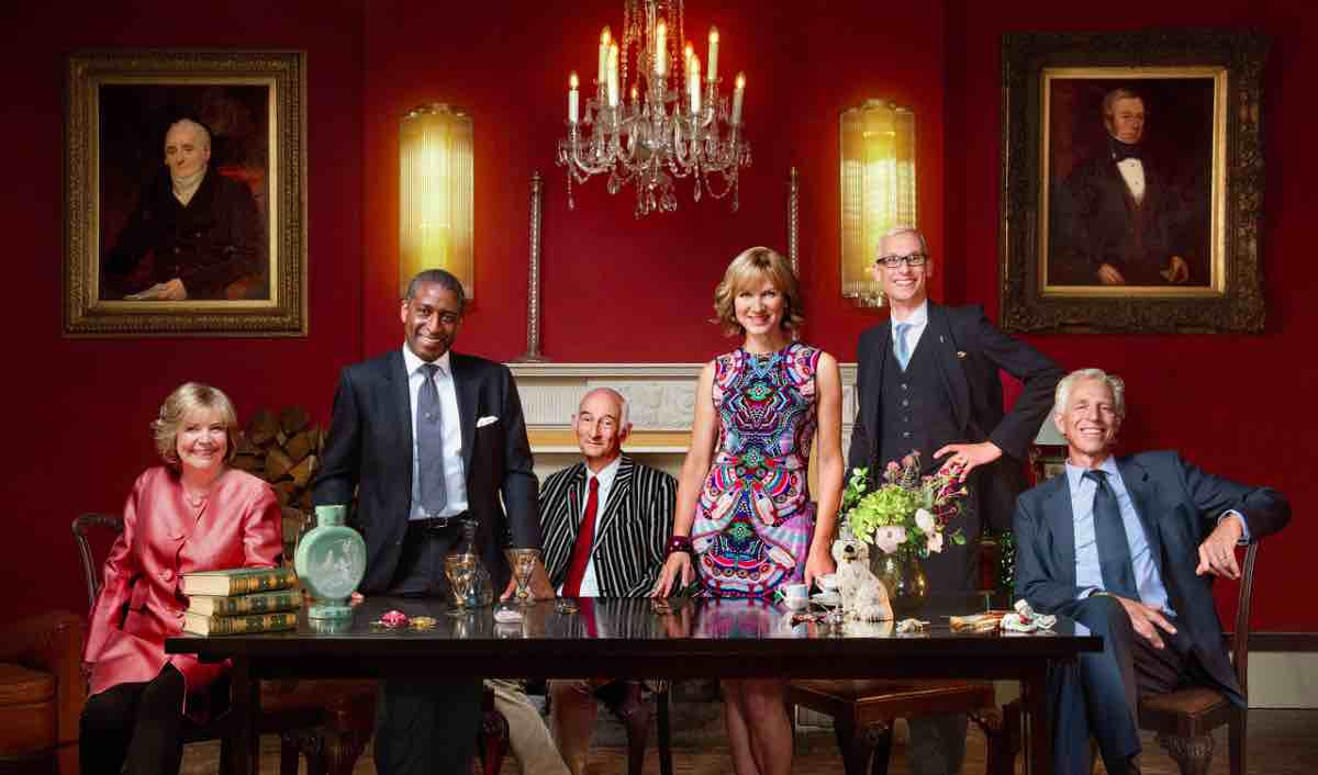 Tea pots and glass bottles: fascinating facts about the BBC's Antiques Roadshow