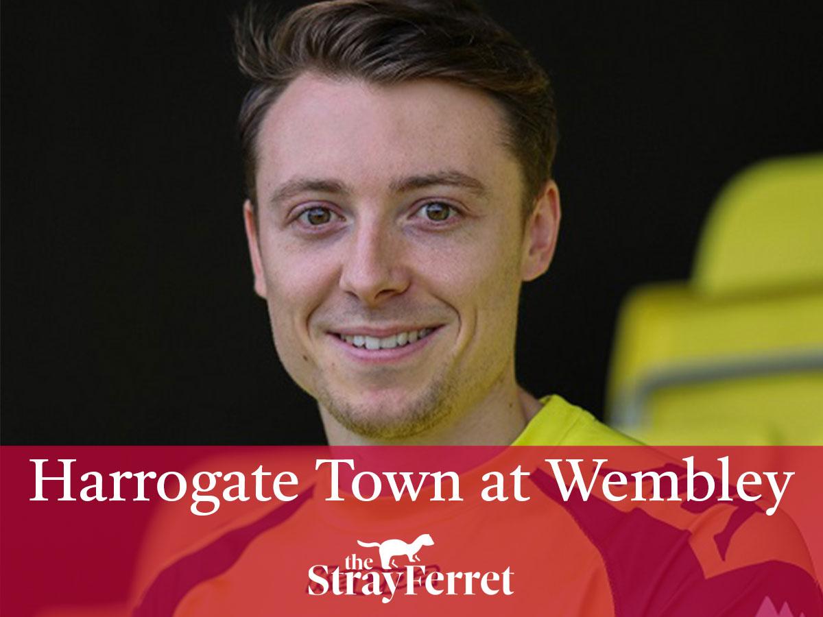From Knaresborough Celtic juniors to Wembley