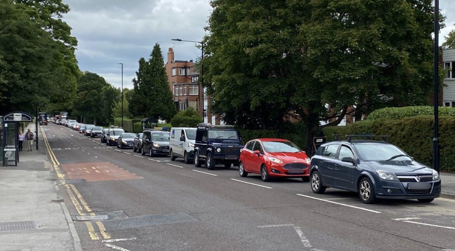 Six weeks of roadworks begin on Leeds Road