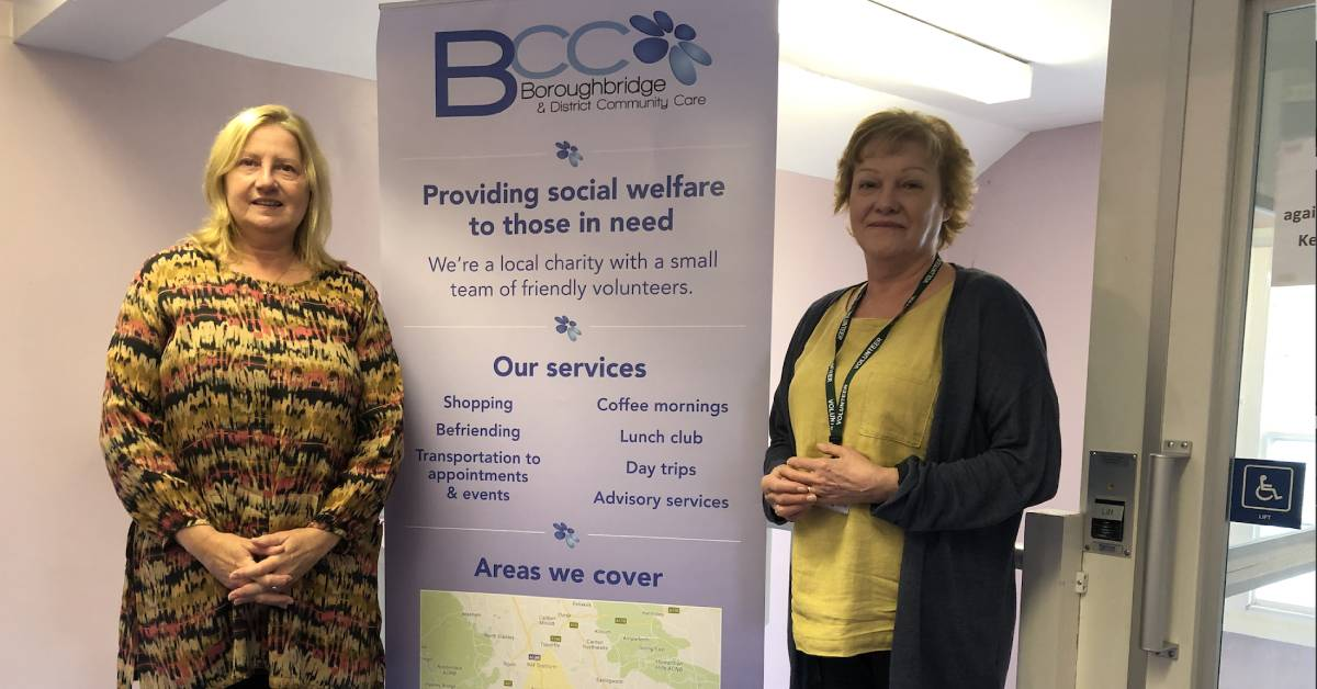 Boroughbridge Community Care calls for more volunteers and funding