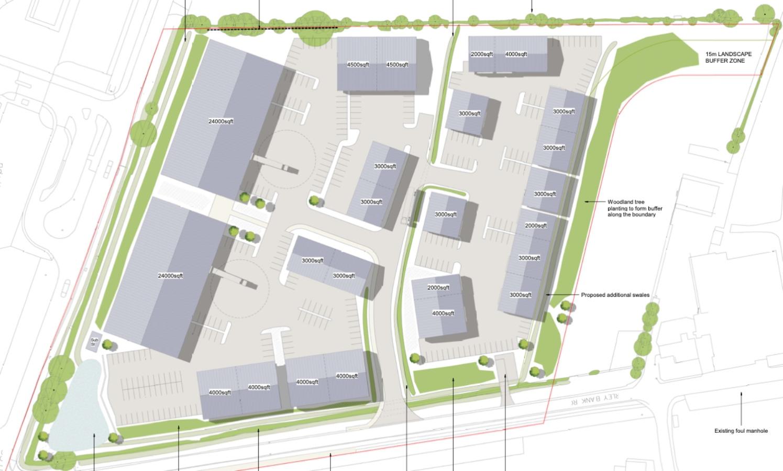£1.5m awarded to Harrogate business park scheme