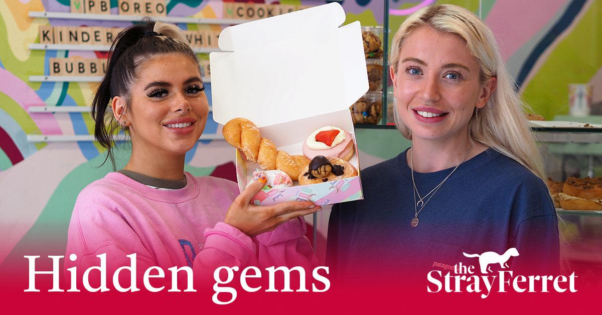 Colourful donut shop is a Harrogate 'hidden gem'