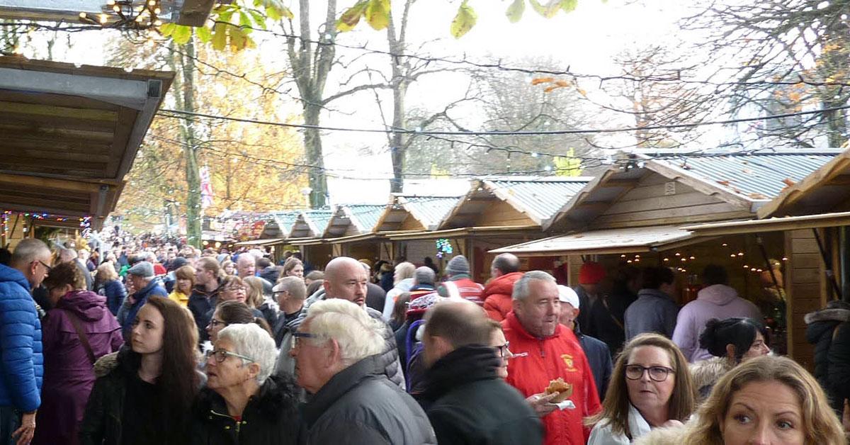 Harrogate Christmas Market set to go ahead this year