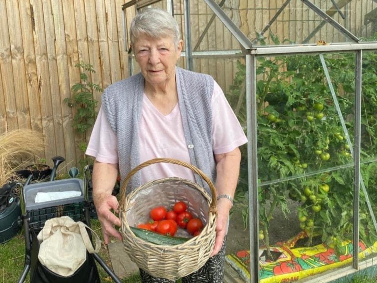 Harrogate Neighbours, Margaret Mitchell
