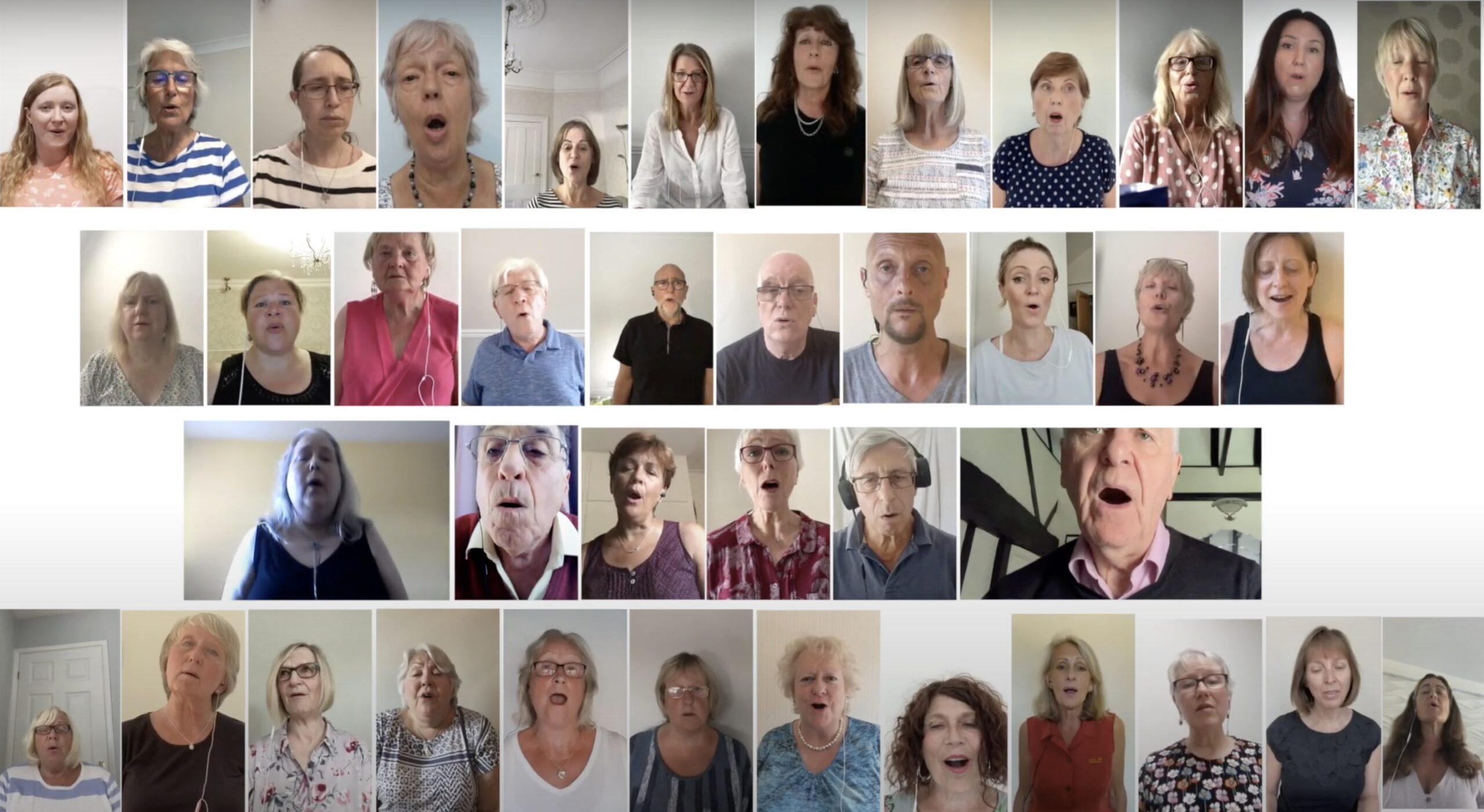 Knot another choir Knaresborough