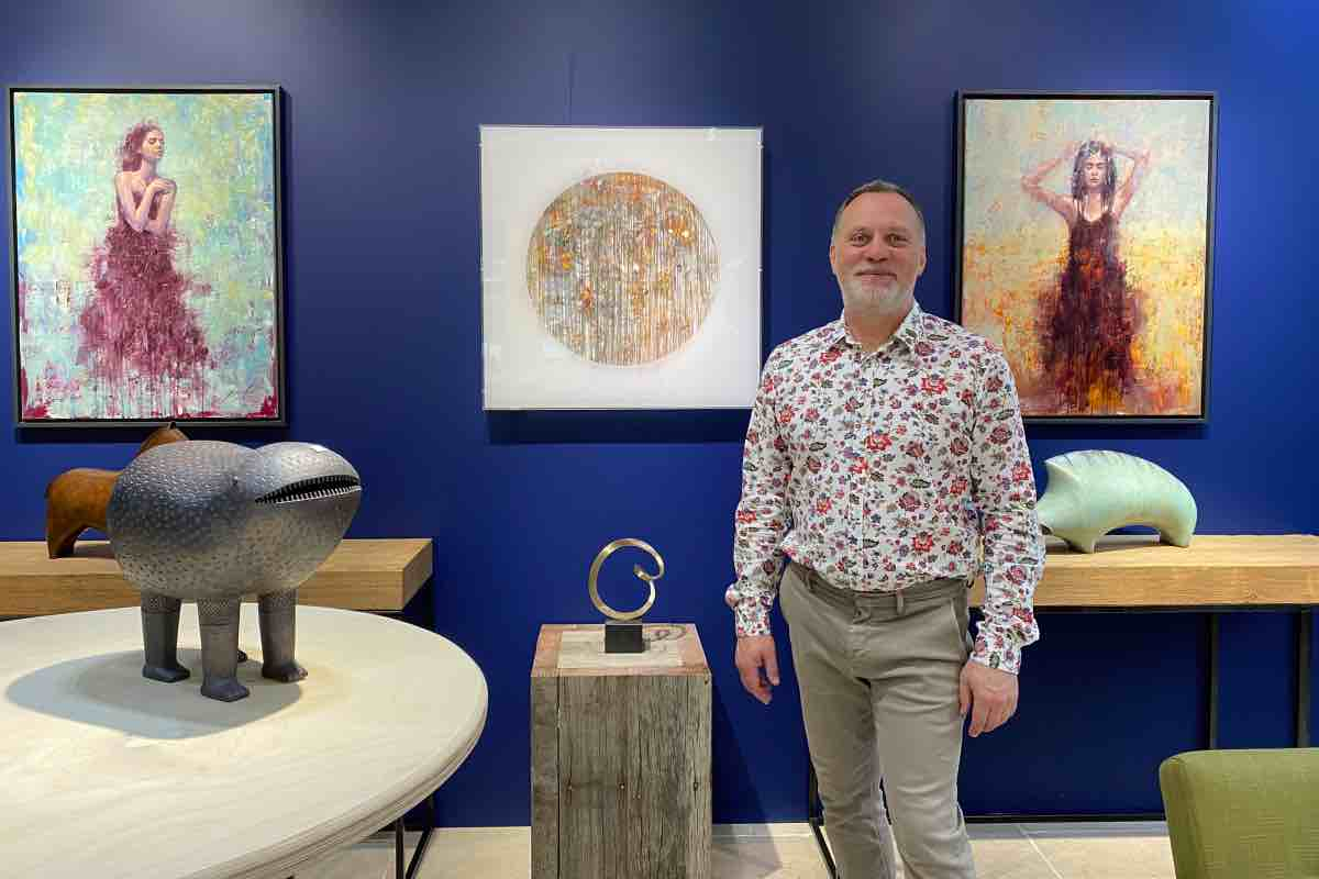 Gallery aims to 'put Harrogate on the map' for art