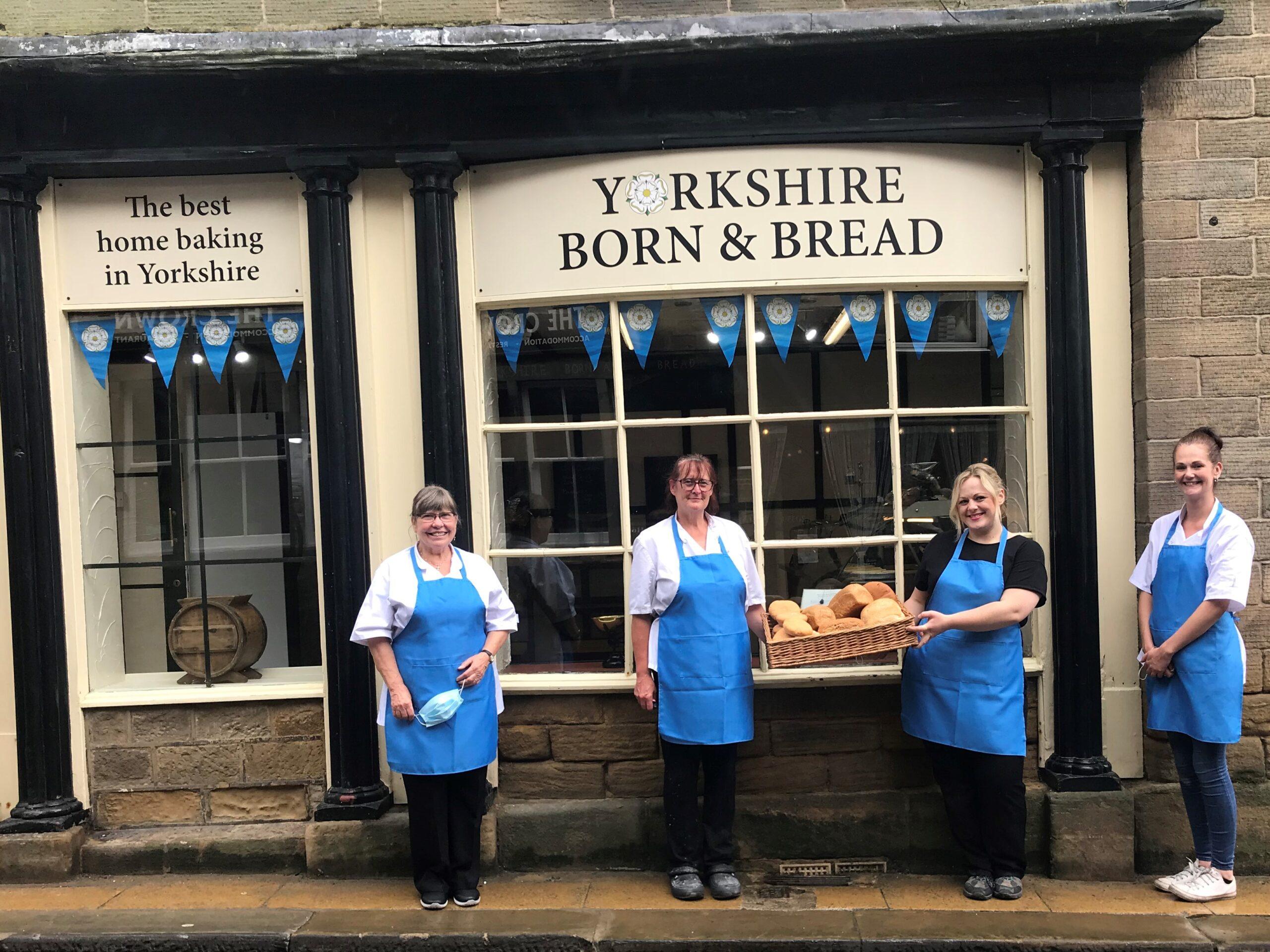 New bakers shop opens in Pateley Bridge