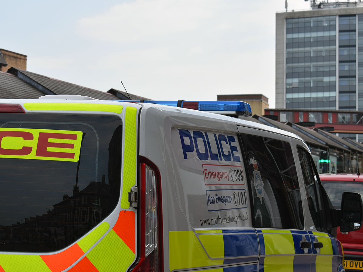 Assaults on North Yorkshire police up 60% during lockdown