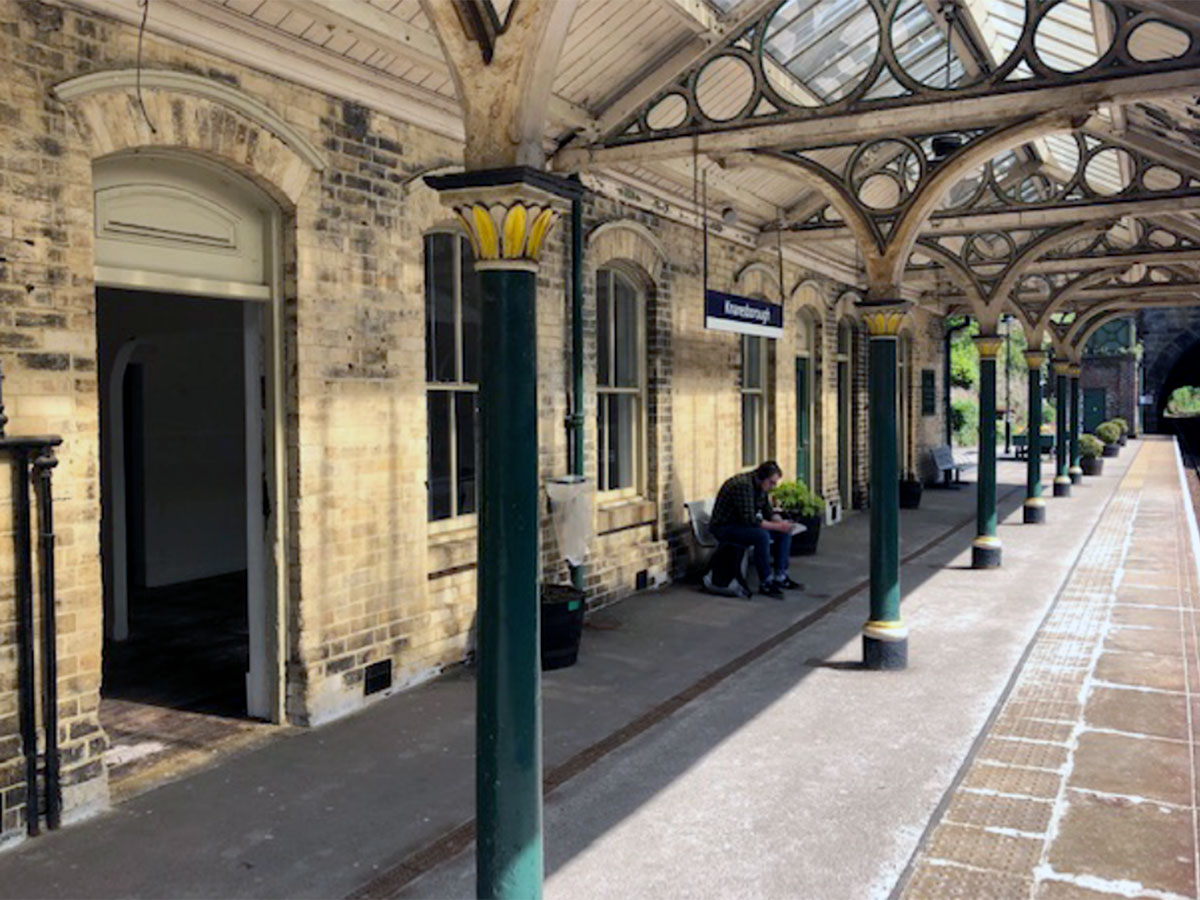 Plans for micropub at Knaresborough train station