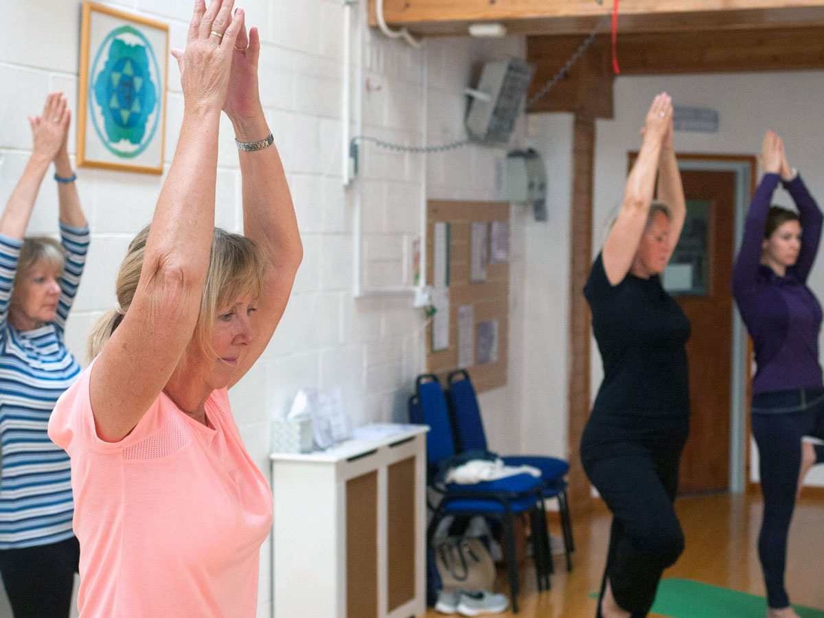 Knaresborough yoga charity to reopen after community support
