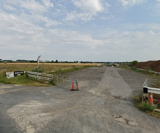 Fears over Tockwith explosives facility