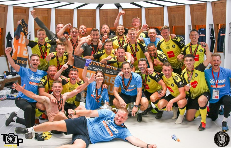 What's in store for Harrogate Town next season?