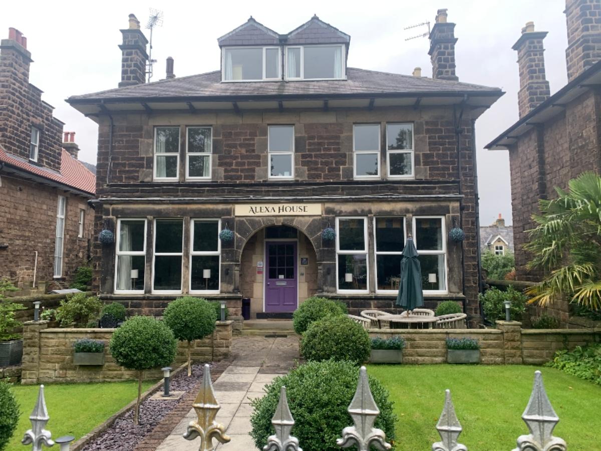 Plan to convert Harrogate guest house to flats