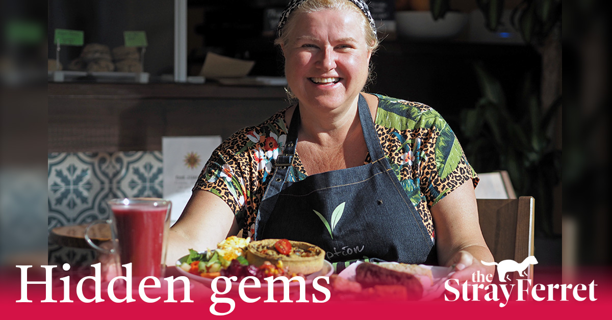 Harrogate cafe is a 'hidden gem' for vegans