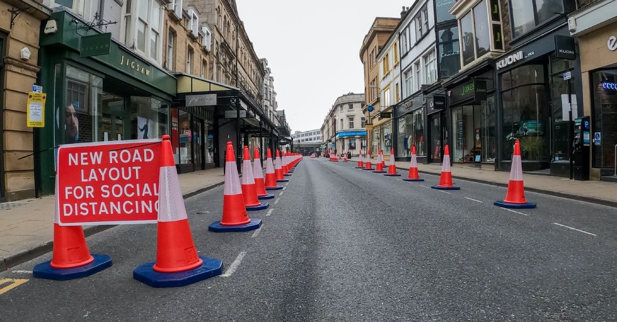 County council postpones James Street pedestrianisation
