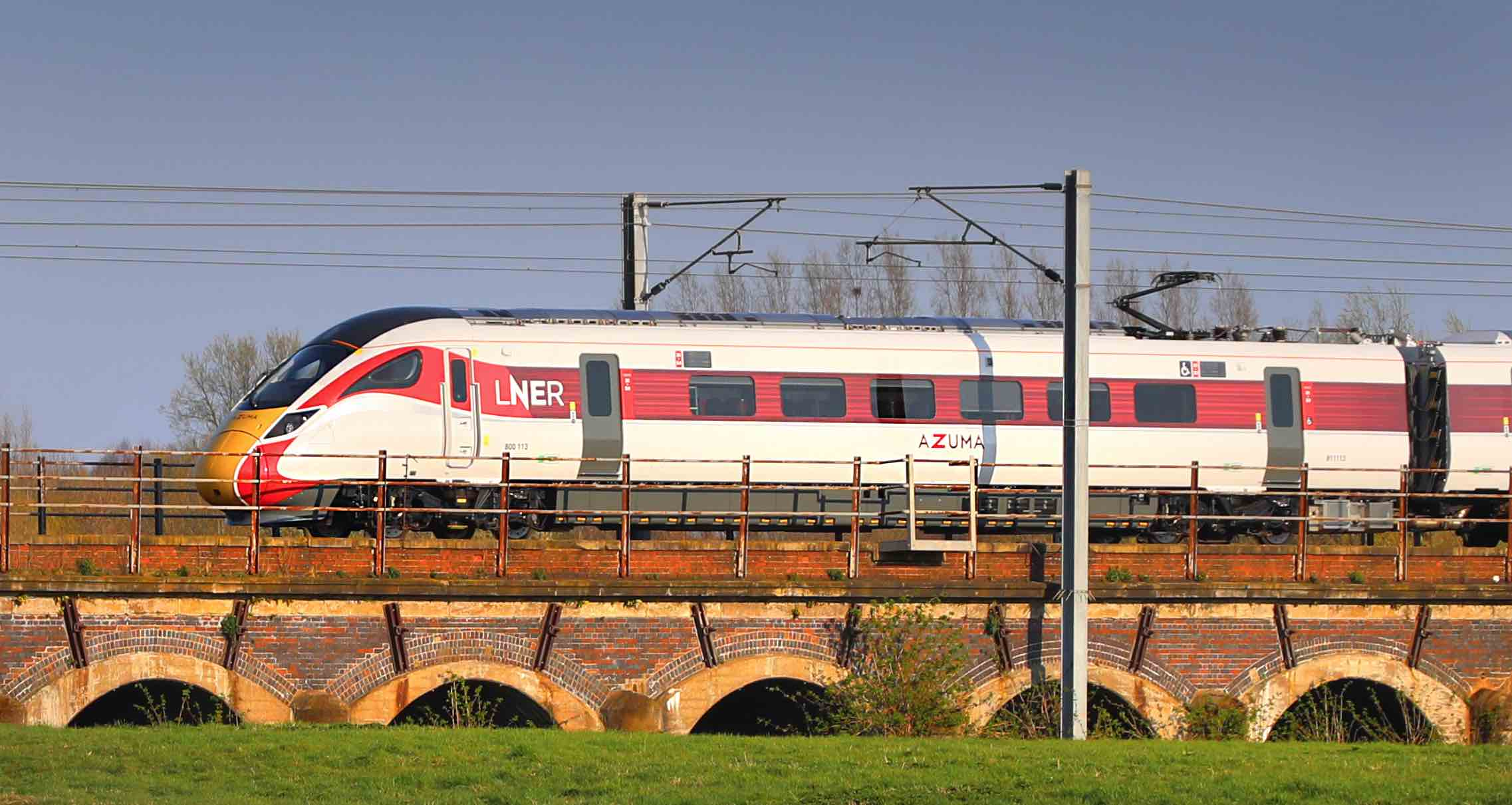 LNER to increase train numbers on East Coast line from tomorrow