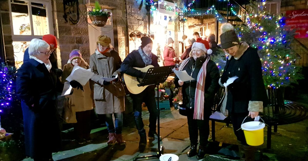 Christmas late night shopping cancelled in Pateley Bridge