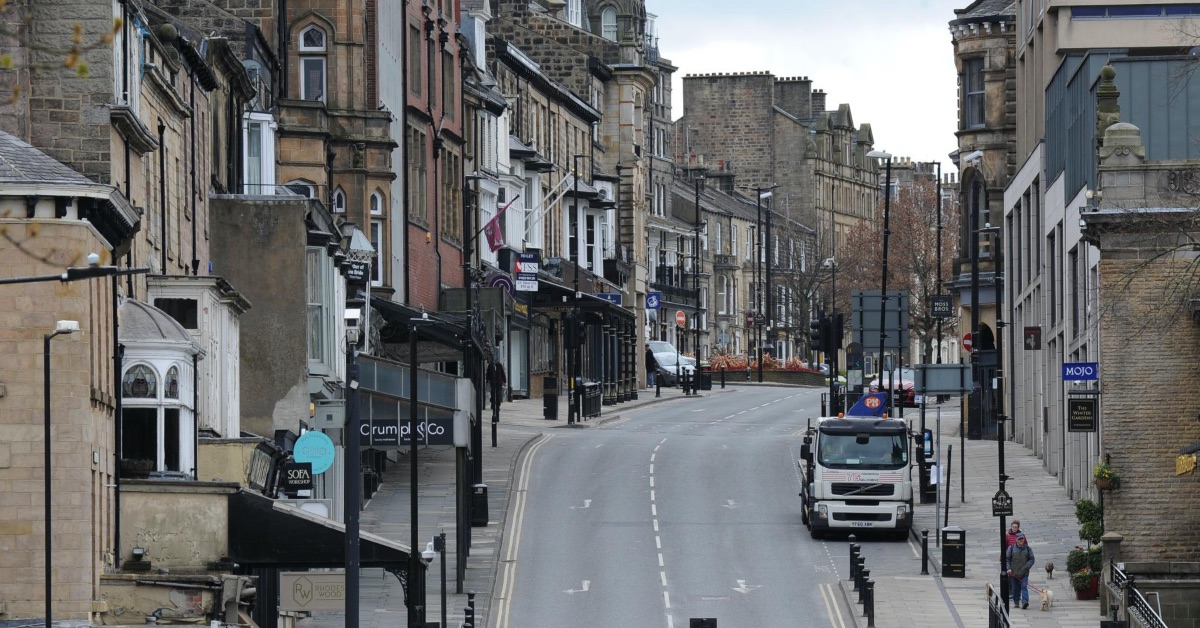 Harrogate businesses could get grants of up to £9,000