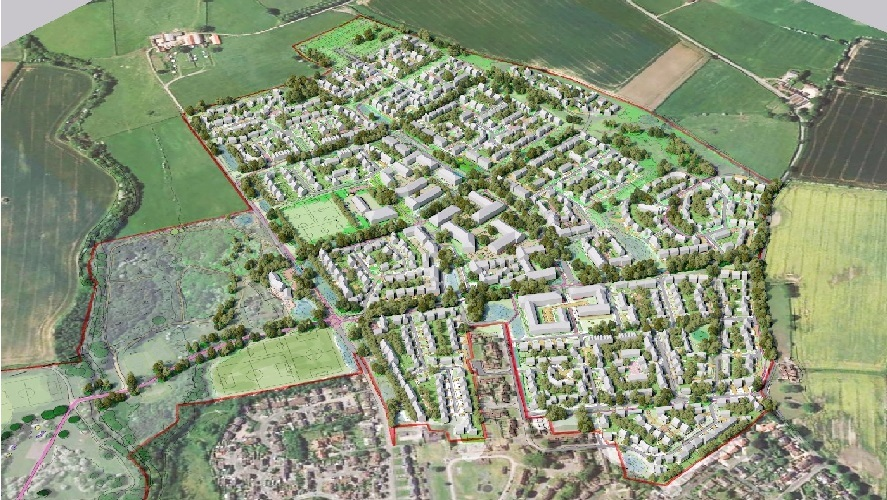 Plans submitted for 1,300 homes at Ripon Barracks
