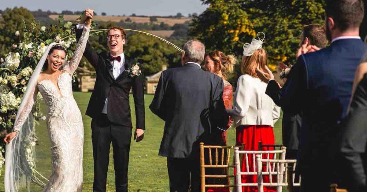 Covid restrictions won't stop 'beautiful' weddings, says Harrogate celebrant
