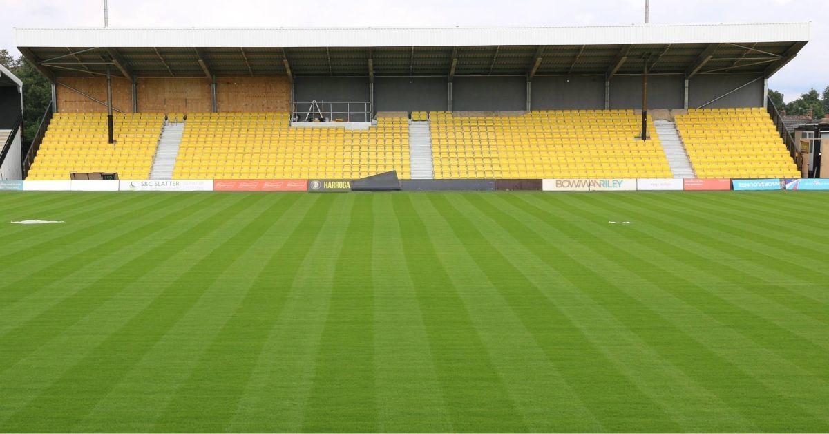 Match Preview: Harrogate Town return home
