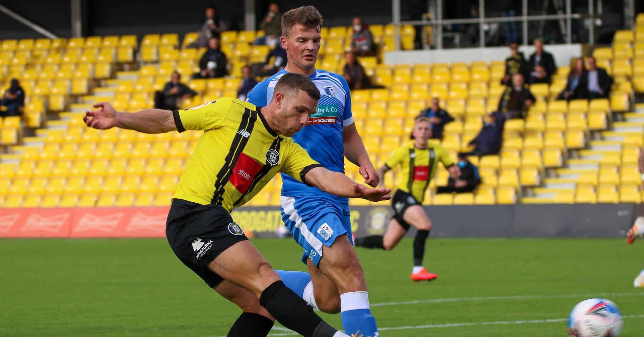 Match Preview: Grimsby Town vs Harrogate Town