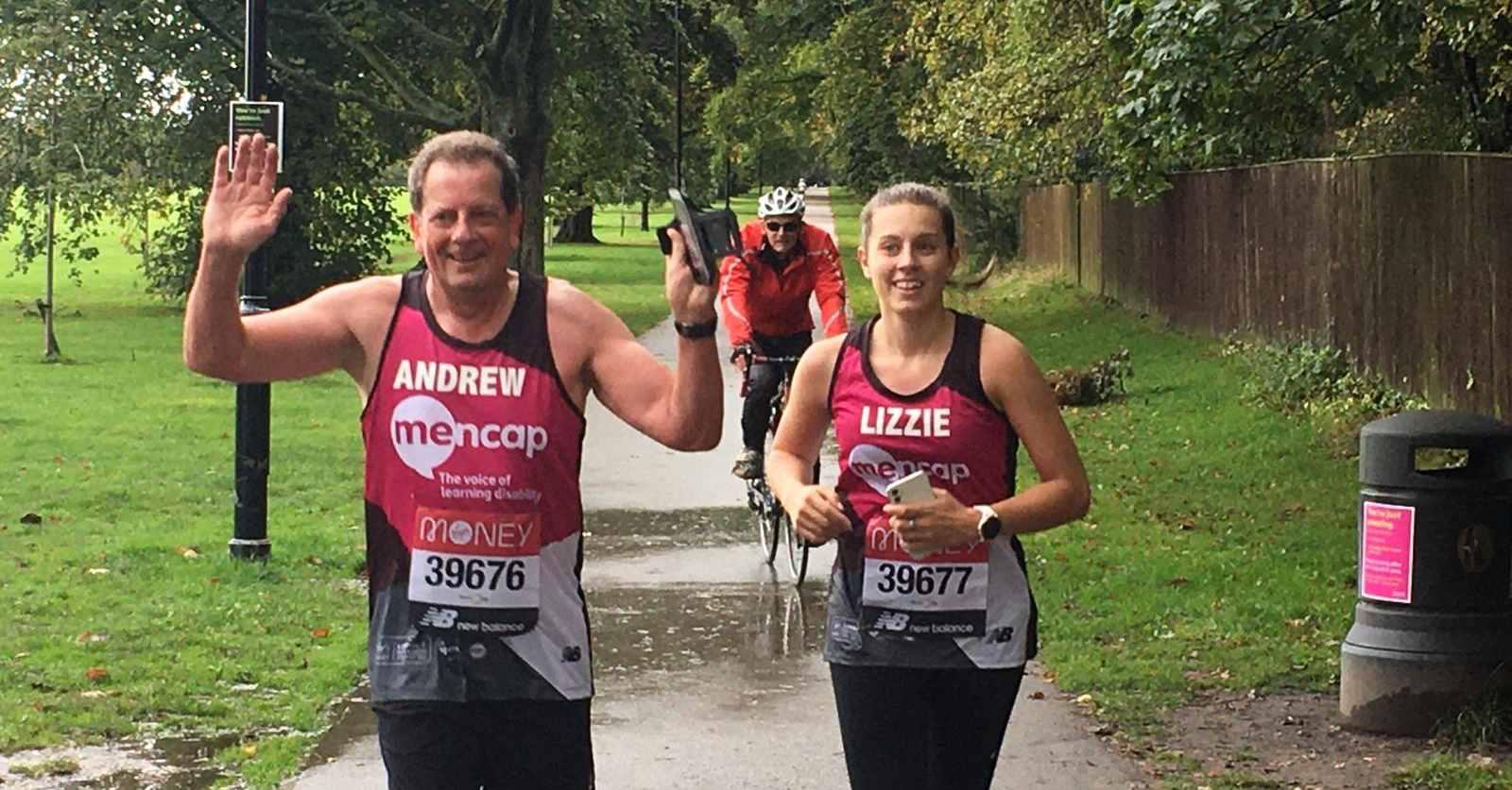 IMAGE GALLERY: Harrogate runs the London Marathon