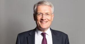 Andrew Jones, Harrogate and Knaresborough MP.