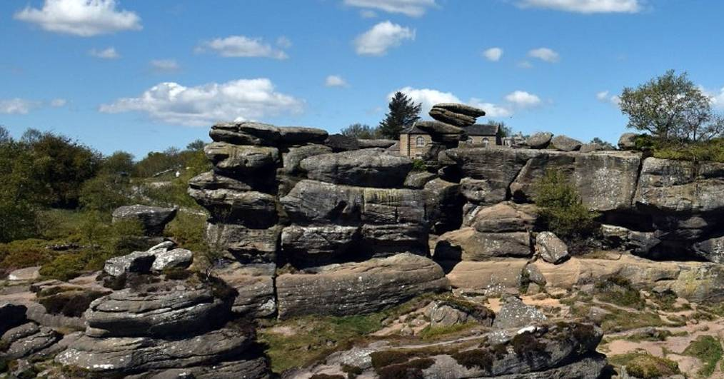 Brimham Rocks farmhouse to be turned into a holiday cottage