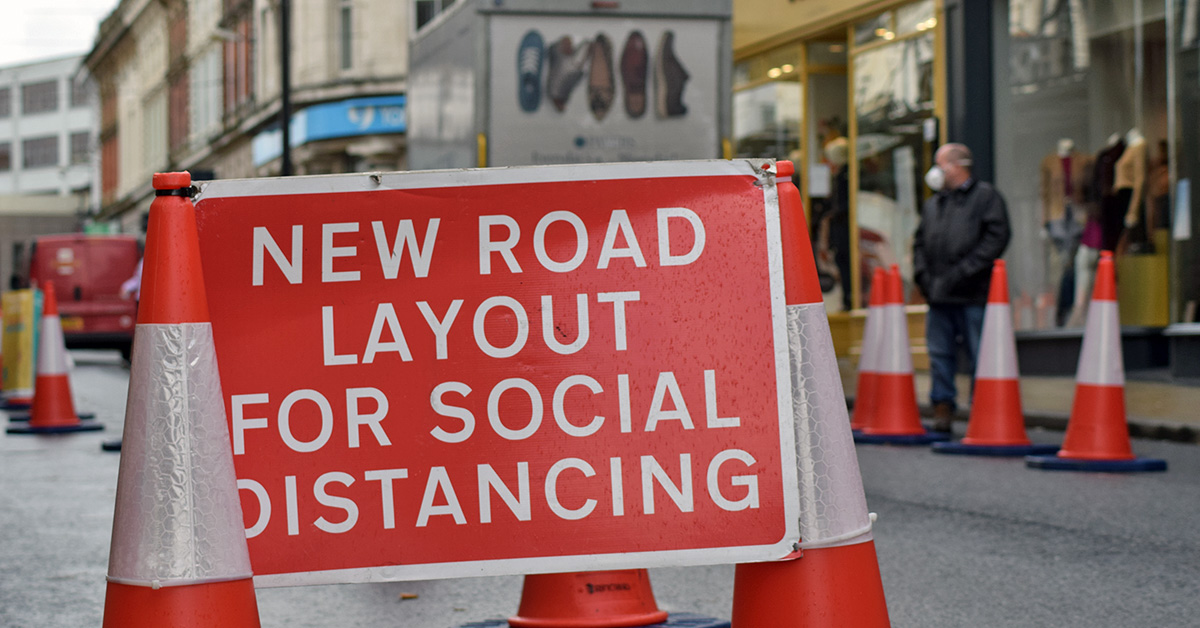 Harrogate and Knaresborough pedestrianisation extended