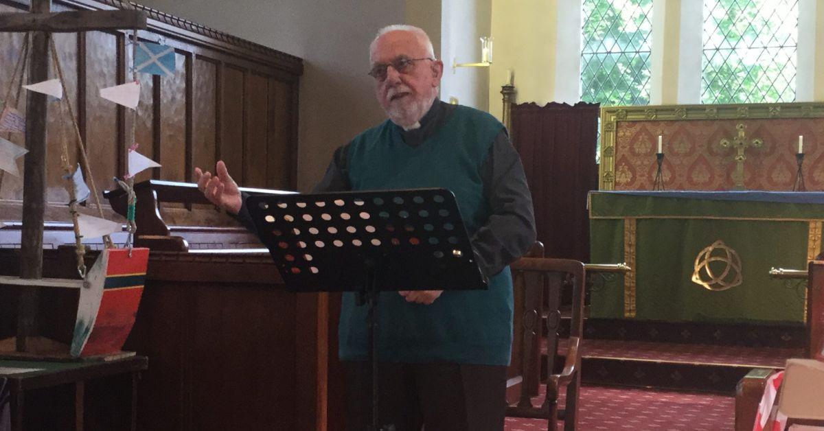 Nidderdale vicar sets new world record