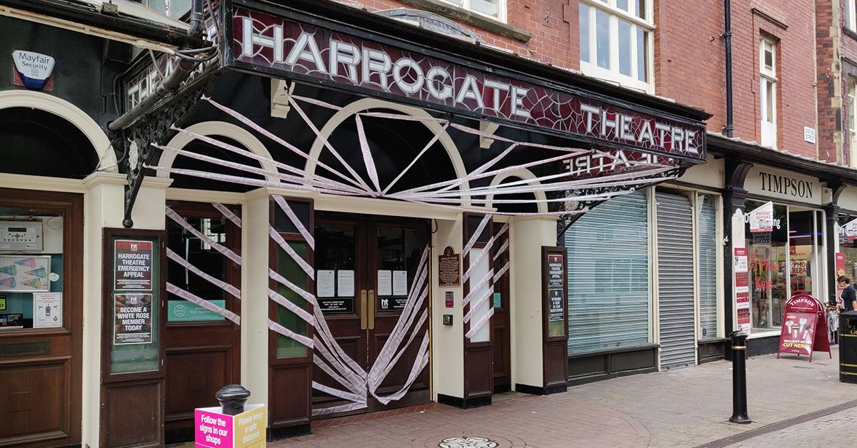 Harrogate Theatre awarded £250,000 survival boost