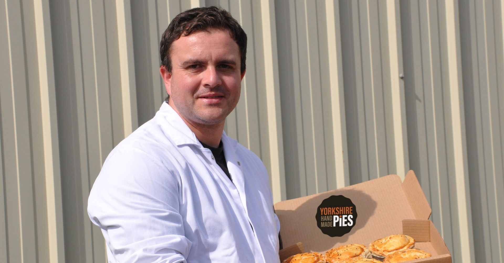 Ripon pie company lends its weight to food charity