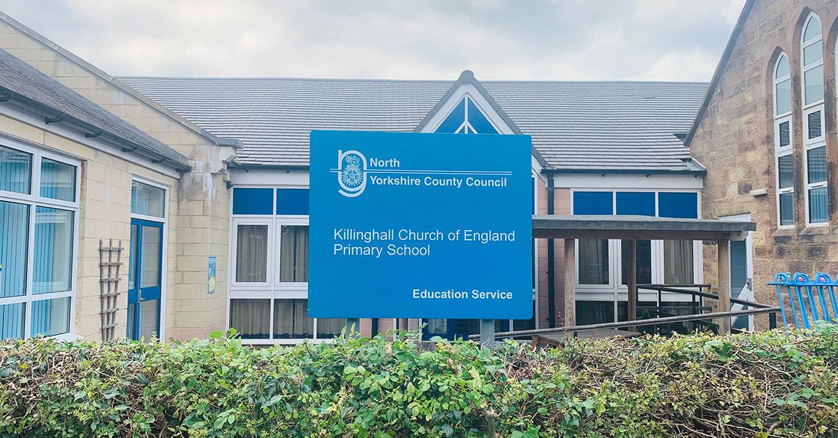 Killinghall school reopens after coronavirus case