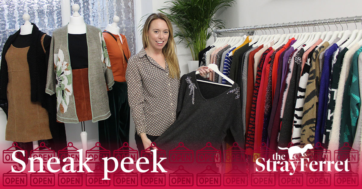 Sneak Peek: Clothing store for all sizes opens in Knaresborough
