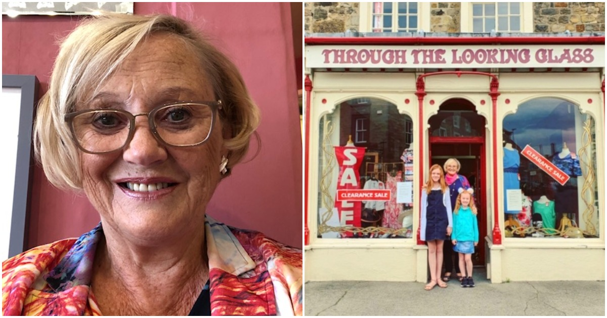 Masham dress shop closes after 40 years