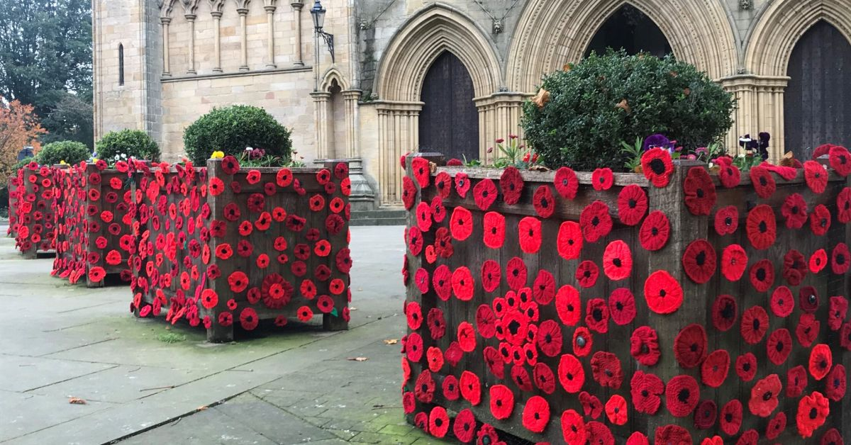 Image Gallery: Ripon and Harrogate resplendent in readiness for remembrance