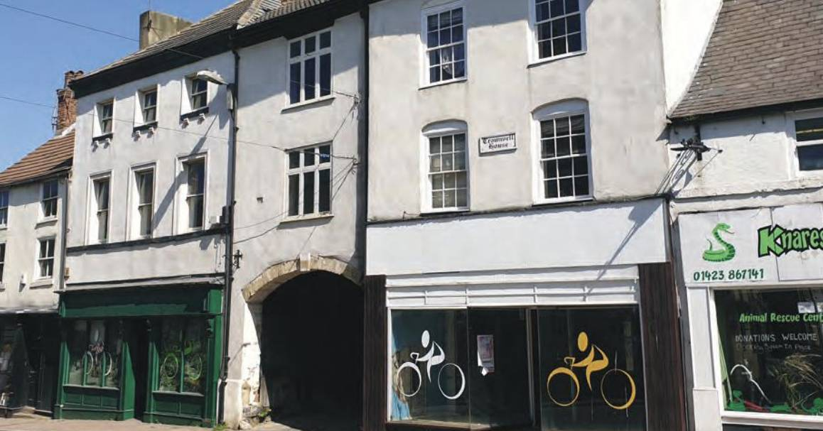Renovation plans approved for Knaresborough's Cromwell building