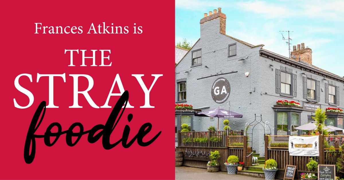 Stray Foodie: Grantham Arms, Boroughbridge