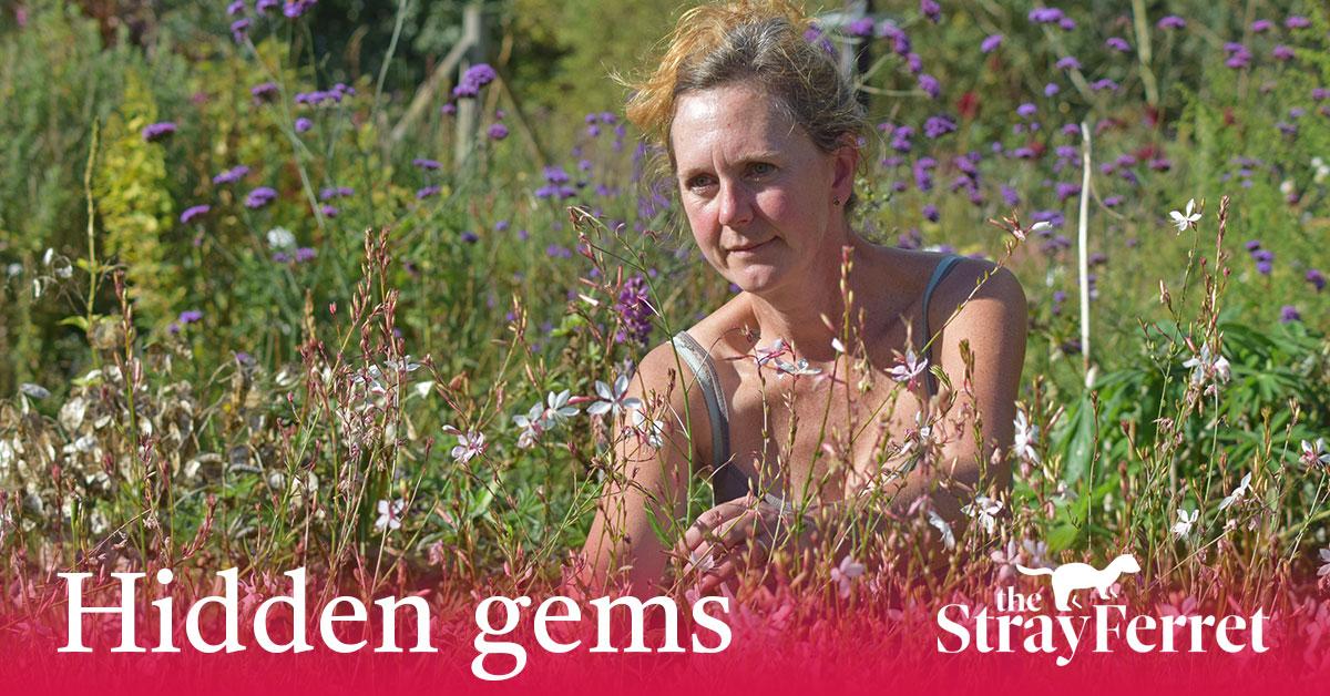 'Hidden gem' Ripon florist turns wasteland to wonderland