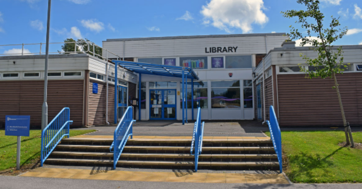 Bilton and Boroughbridge libraries highly commended