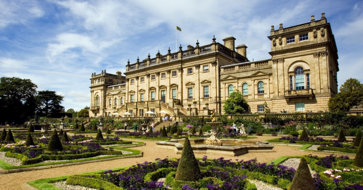 Harewood House awarded funding boost