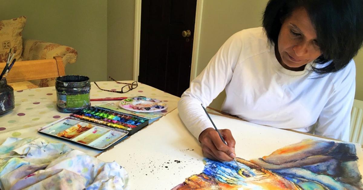 Art event will raise money for Harrogate hospital charity